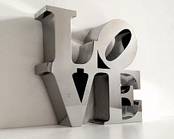 litery ze stali nierdzewnej mosiądzu miedzi